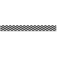 CTC 01761 Creative Teaching Press Designer Chevron Border CTC01761