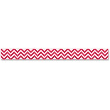 CTC 01621 Creative Teaching Press Designer Chevron Border CTC01621