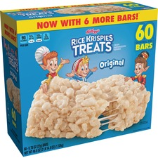 KEB17114 - Kellogg's Original Rice Krispies Treats