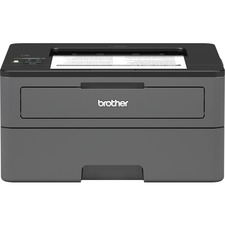 Brother HL HL-L2370DW Laser Printer - Monochrome - 36 ppm Mono - 2400 x 600 dpi Print - Automatic Duplex Print - 250 Sheets Input - Wireless LAN