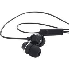 VER 99774 Verbatim Stereo Earphones with Microphone VER99774