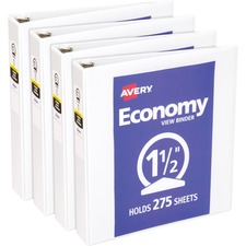 AVE05726BD - Avery® Economy View Binder