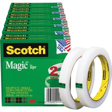 MMM 8102P1272BD 3M Scotch Magic Tape MMM8102P1272BD