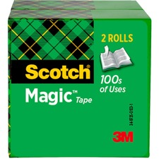 MMM 8102P3472BD 3M Scotch Magic Tape MMM8102P3472BD