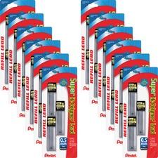 PEN C25BPHB3K6BX Pentel Super Hi-Polymer Leads PENC25BPHB3K6BX