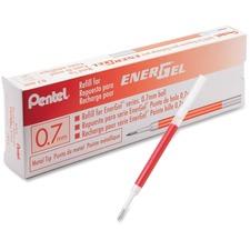PEN LR7BBX Pentel EnerGel .7mm Liquid Gel Pen Refill PENLR7BBX