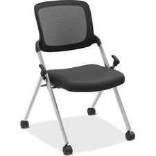 Basyx VL304SLVR Chair