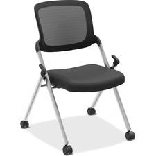 Basyx VL304SLVR Chair