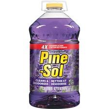 Clorox Lavender All-purpose Cleaner - Concentrate Liquid - 145.4 fl oz (4.5 quart) - Lavender Scent - 1 Each - Purple