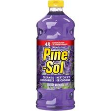 Pine-Sol Lavender All-purpose Cleaner - Concentrate Liquid - 47.3 fl oz (1.5 quart) - Lavender Scent - 1 Each - Purple