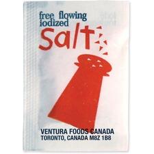 ECS Coffee Salt Packets - 1000/Bag