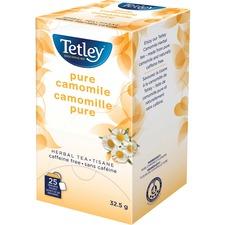 Tetley Pure Chamomile Tea - Herbal Tea - Chamomile - 25 / Box