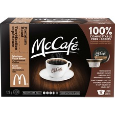McCafe Premium Roast K-Cup BX/12