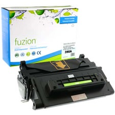 fuzion Toner Cartridge - Alternative for HP 90A - Black - Laser - Standard Yield - 10000 Pages - 1 Each