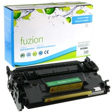 fuzion Toner Cartridge - Alternative for HP 26A - Black - Laser - Standard Yield - 3100 Pages - 1 Each