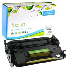 fuzion Toner Cartridge - Alternative for HP 26X - Black - Laser - High Yield - 9000 Pages - 1 Each