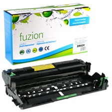 Fuzion Imaging Drum - Alternative for Brother DR820 - Laser Print Technology - 30000 Pages - 1 Each