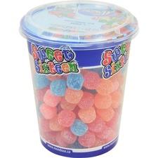 Mondoux SWEET SIXTEEN Sour Candy Mix - Assorted - 200 g - 1 Each Per Cup