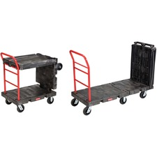 Rubbermaid Commercial 4496 Platform Hand Truck