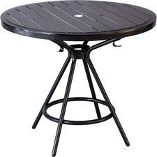 Safco 4362BL Outdoor Table