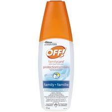 OFF! Family Care Spray - Spray - Kills Mosquitoes, Ticks, Flies, Gnats, Chiggers - 175 mL - Multi - 1 Each