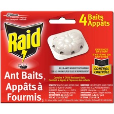 Raid Ant Baits - Ants - 6.8 g - 4 / Pack