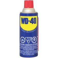 WD-40 HD-40 Lubricant - Spray - 325.31 mL - 1 Each - Multi