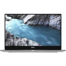 "Dell XPS 13 - 9370 13.3"" Touchscreen LCD Notebook - Intel Core i7 (8th Gen) i7 - 8550U Quad - core (4 Core) 1.80 GHz - 8 GB LPDDR3 - 256 GB SSD - Windows 10 Pro 64 - bit (English) - 3840 x 2160 - Silver - 1 Year ProSupport"