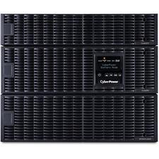 CyberPower Smart App Online OL6KRTF 6kVA Tower/Rack Mountable UPS - Rack/Tower - 5.40 Minute Stand-by - 120 V AC, 230 V AC Input - 120 V AC, 200 V AC, 208 V AC, 220 V AC, 230 V AC, 240 V AC Output - 1 x Terminal Block, 1 x NEMA L6-30R, 2 x NEMA L6-20R, 6
