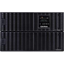 CyberPower Smart App Online OL6KRT 6000VA Tower/Rack Mountable UPS - Rack/Tower - 5.40 Minute Stand-by - 230 V AC Input - 200 V AC, 208 V AC, 220 V AC, 230 V AC, 240 V AC Output - 2 x NEMA L6-20R, 2 x NEMA L6-30R