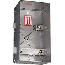 2N Brick Flush Mounting Box