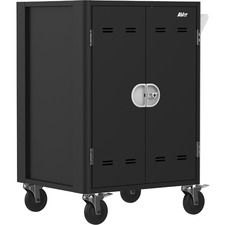 """AVer AVerCharge C36i+ Charging Cart - 31.1"""" Width x 25"""" Depth x 42.1"""" Height - For 36 Devices"""