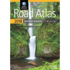 AVT RM528017314 Advantus Rand McNally North American Road Atlas AVTRM528017314