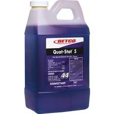 BET 3414700 Betco Corp Quat-Stat 5 Disinfectant Fastdraw BET3414700