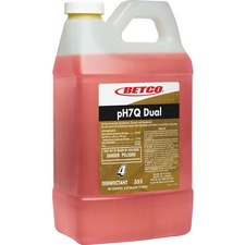 BET 3554700 Betco Corp pH7Q Dual Disinfectant Cleaner BET3554700