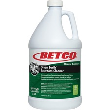 BET 5480400 Betco Corp Green Earth Restroom Cleaner BET5480400