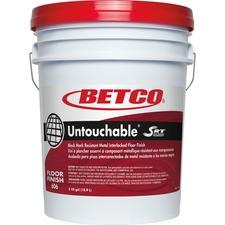 BET6060500 - Betco Untouchable SRT Floor Finish