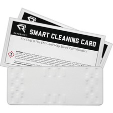 REA RR15059 Read/Right Smart Cleaning Card REARR15059