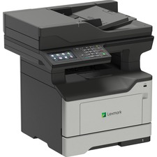 LEX36S0800 - Lexmark MX520 MX521de Laser Multifunction Printer - Monochrome - Plain Paper Print - Desktop