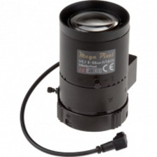 AXIS - 8 mm to 50 mm - f/1.6 - Zoom Lens for CS Mount