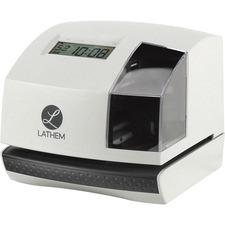 LTH 100E Lathem 100E Electronic Time Clock LTH100E