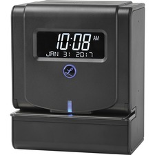 LTH 2100HD Lathem 2100HD Heavy Duty Thermal Print Time Clock LTH2100HD