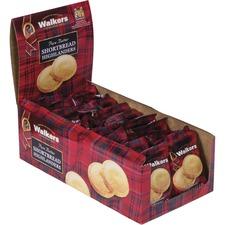 Office Snax Shortbread Highlanders Cookies - Shortbread