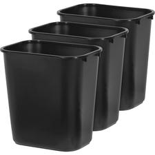 RCP 16328 Rubbermaid Comm. Deskside Wastebasket RCP16328