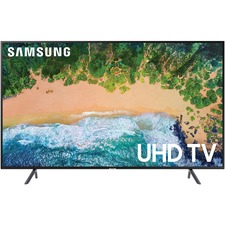 SAS UN40NU7100F Samsung LED Flat 4K HDR TV SASUN40NU7100F