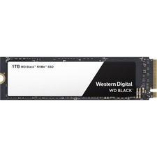 WD Black 1 TB Solid State Drive - PCI Express (PCI Express 3.0 x4) - Internal - M.2 2280