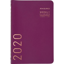 AAG70108X59 - At-A-Glance Fashion Weekly/Monthly Planner