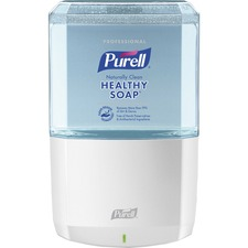 PURELL® ES8 Soap Dispenser - Automatic - 1.20 L Capacity - Touch-free, Refillable, Wall Mountable - White