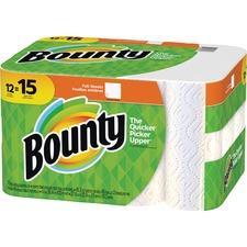 PGC 74697 Procter & Gamble Bounty Paper Towel Rolls PGC74697