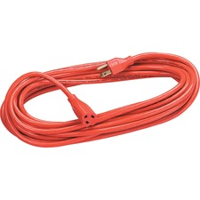 FEL 99597 Fellowes Hvy-duty Indoor/Outdoor Extension Cord FEL99597